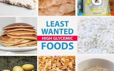 Glycemic Index Least Wanted List